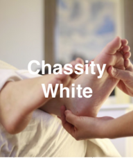Book an Appointment with Chassity White for Registered Massage Therapy