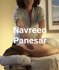 Book an Appointment with Navreen Panesar for Registered Massage Therapy